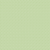 Baby Girl Green Polka Dots