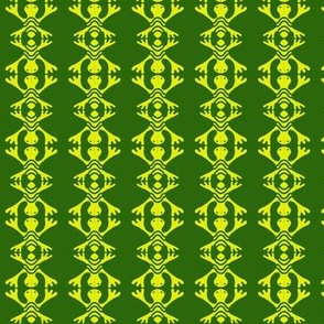 Lizard Green Yellow
