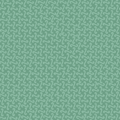 swirl grid in mint green