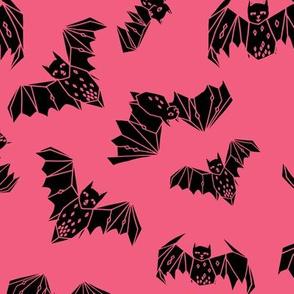 Geo Bats - Pink by Andrea Lauren
