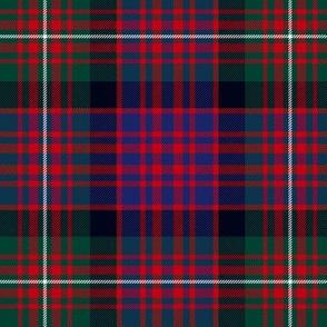 MacDonell of Glengarry tartan variant