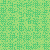 wave grid in lime green