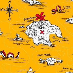 Adventure Islands Ahoy! on Yellow
