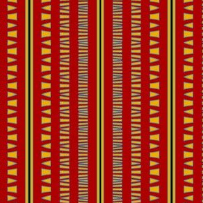 Tribal Celebrant (Red)