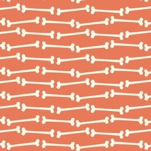 Spooky Bones: Orange