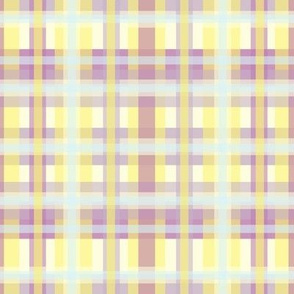 Plaid for Forsythia