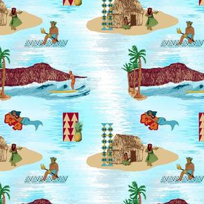 Hawaiian Island Oh!