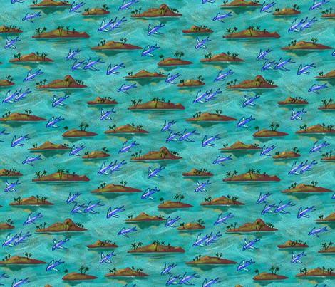 Island of Flying Fish