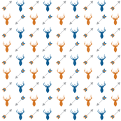 Stag and Arrow