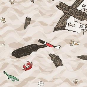 Shipwrek Island