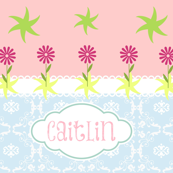 Seaside garden-personalized -petal