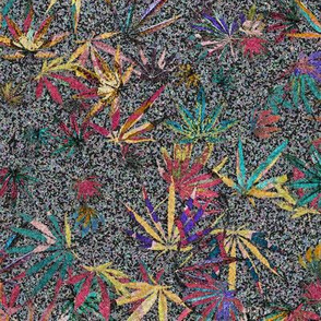 Cannabis Leaf Potpourri