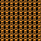 orange_and_black_pawprints