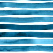 Ultramarine Stripes by Friztin