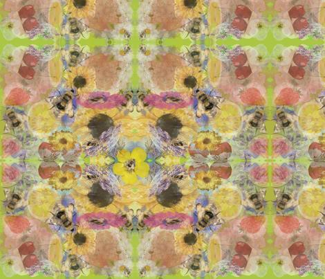 Watercolor Buzzes