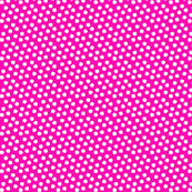 Snowy Small Hot Pink