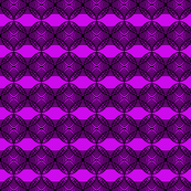 Fish Circles Medium Purple