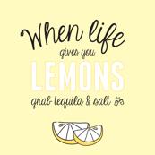 grab tequila & salt