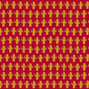 Color of Cactus (Red)