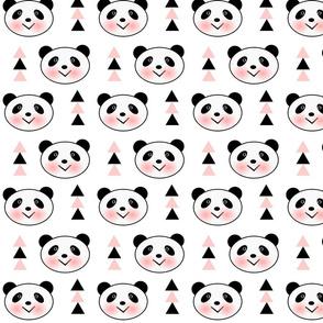 BABY FACE PANDAS