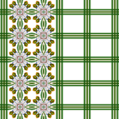 Cloth_Lace_Flower_Border_A