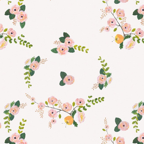 Rose Branch fabric