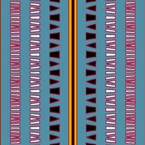 Tribal Celebrant (Turquoise)
