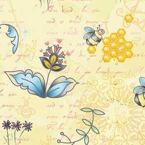 Honey Bee Fairies ♥
