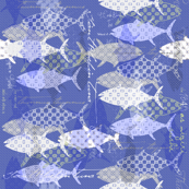 Tuna Blue Periwinkle