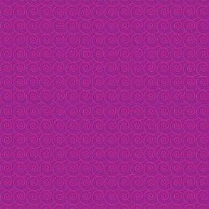 spirals-red purple