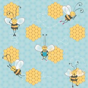 Bee Flirty