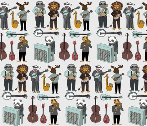 Amazing Animal Alphabet Band - Boy