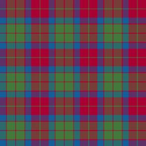 MacQuarrie tartan - 1815 variant