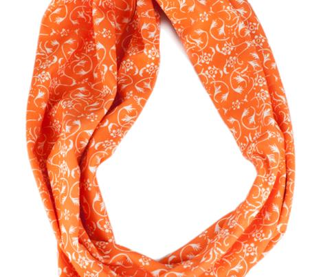 Vintage Belle Spring Orange