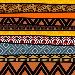 African Tribal Mixl 1