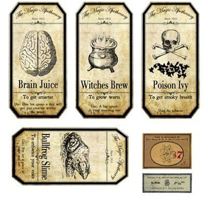 POD potion labels 1