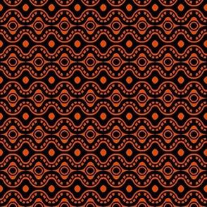 Insomnia Orange Black