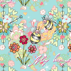 My honeybee ♥