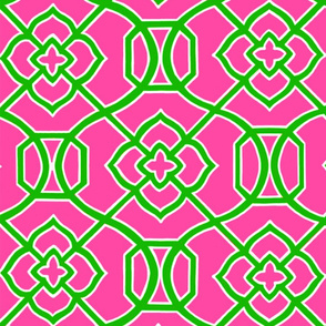 Moroccan_Lattice-_Pink___Green_copy