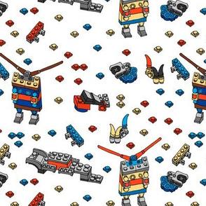 Block-Robots