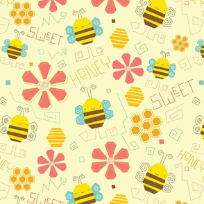 Honey Bee Sweet