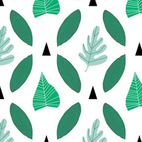 tropical leaves palms summer cute brazil tropics design
