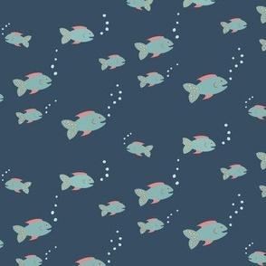 Fischfamilie_blau