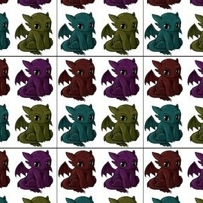 Chibi Dragon