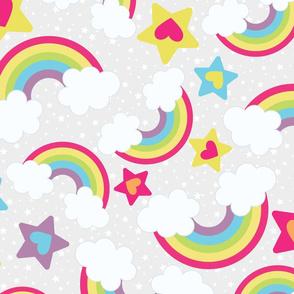 Stars & Rainbows
