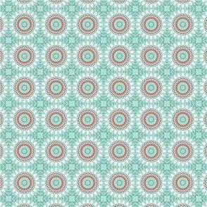 Cool Spring Kaleidoscope 30