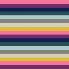 colourfull stripes
