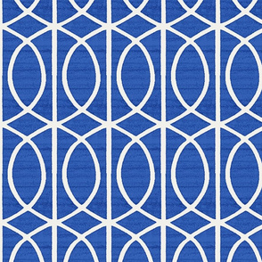 Regalia Geometric Blueberry