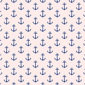 Preppy Anchor Coral