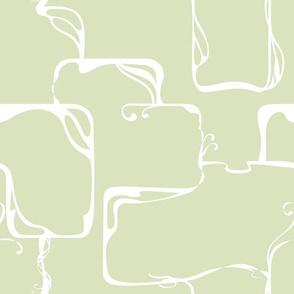 Nouveau_Ribbons-Lime